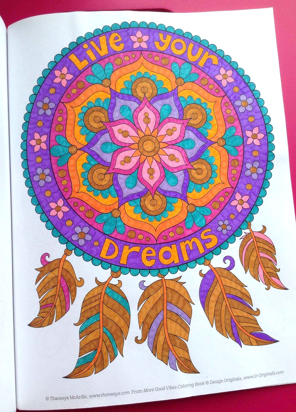 dream-catcher-coloring-page-by-Thaneeya-McArdle-colored-by-TammyM.jpg