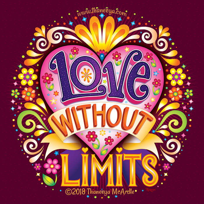 Love Without Limits by Thaneeya McArdle