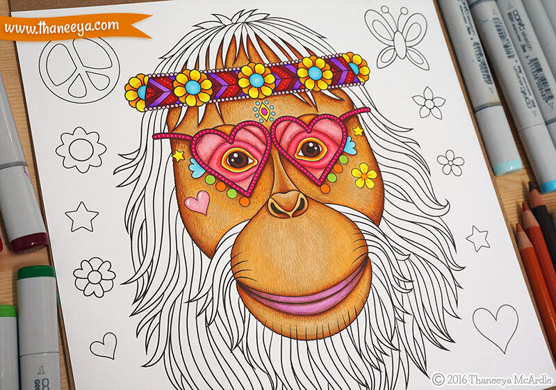 Coloring Pages For Kids Animals Animal Coloring Book For Kids ...   561x800