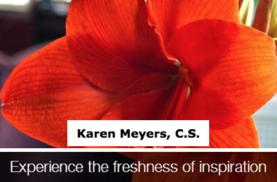 Visit  KarenMeyers.org