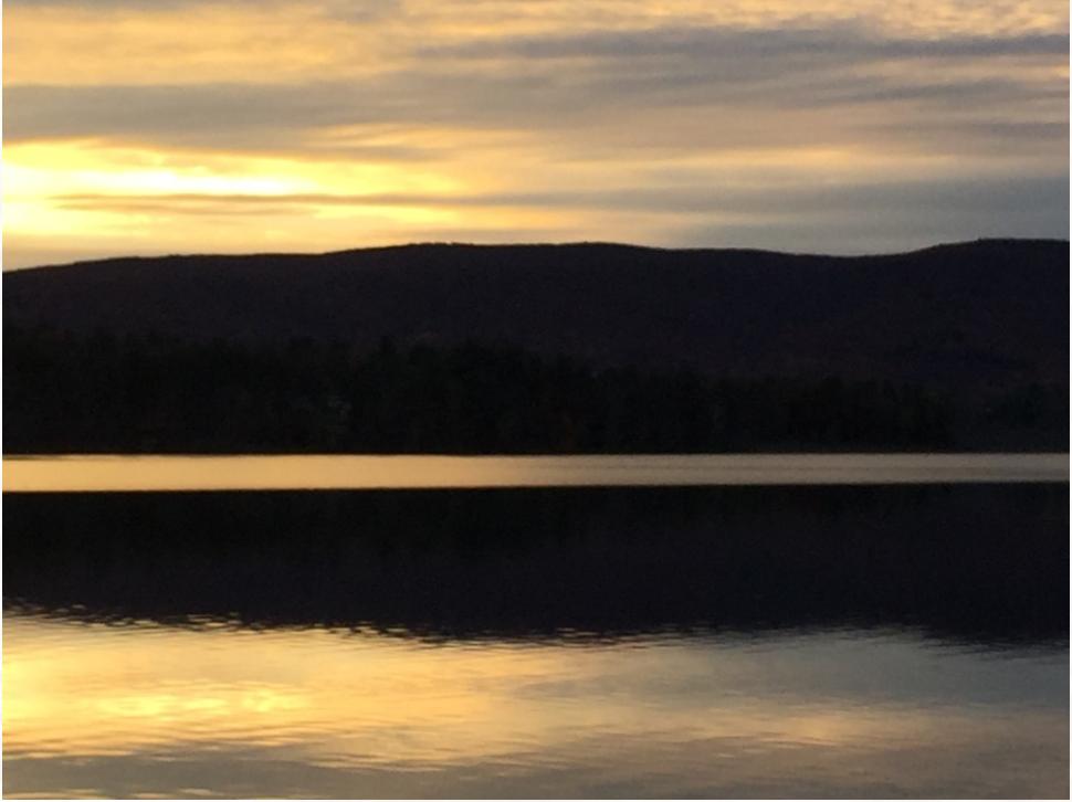 Washinee Lake, Connecticut, USA