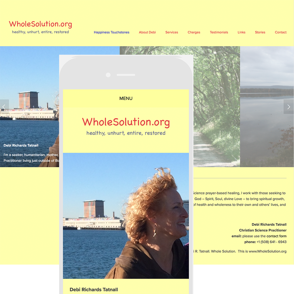 WholeSolution.org