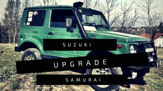 Suzuki Samurai Upgrade