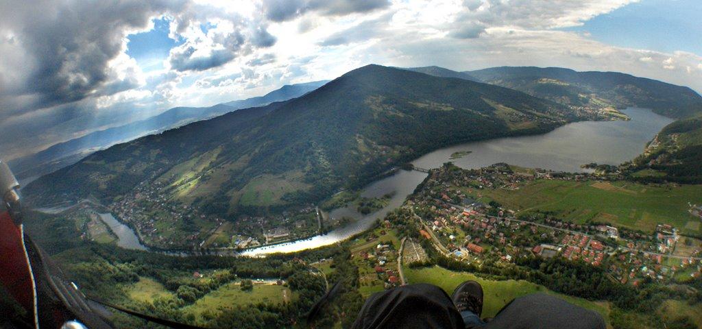 paragliding podbeskidzie