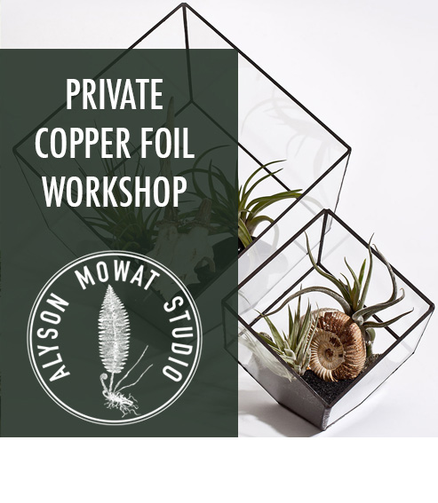 Copy of Copy of Private Copper Foil Workshop