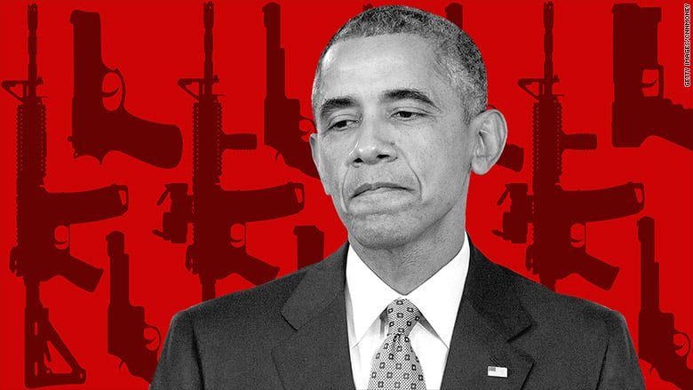 Obama is the greates gun salesman in America   CNNMoney