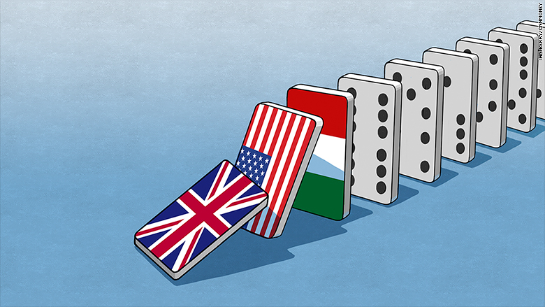 Italy's referendum: A nightmare scenario in the heart of Europe   CNNMoney