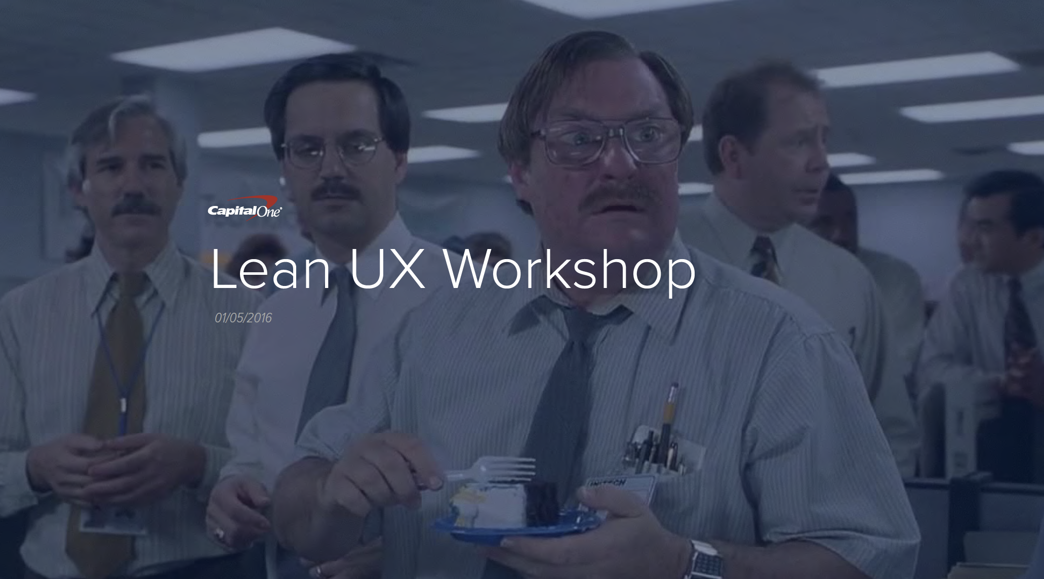 LEAN UX FRAMEWORK  This is a framework I have been developing over the years. It is inspired by lean UX processes.I adjust it as is needed since every situation is unique. It has proven to be a framework that is flexible and gets results. It is a great liaison between research and agile product teams.    Download Deep Dive PDF