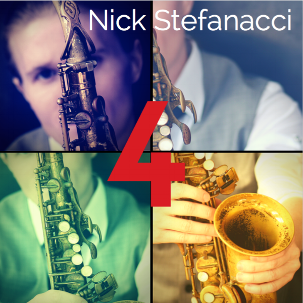 "Stefanacci's fourth studio release ""4"" is genre defining as ""Electro Smooth."""
