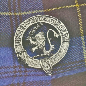 Keepers of the Quaich kiltpin
