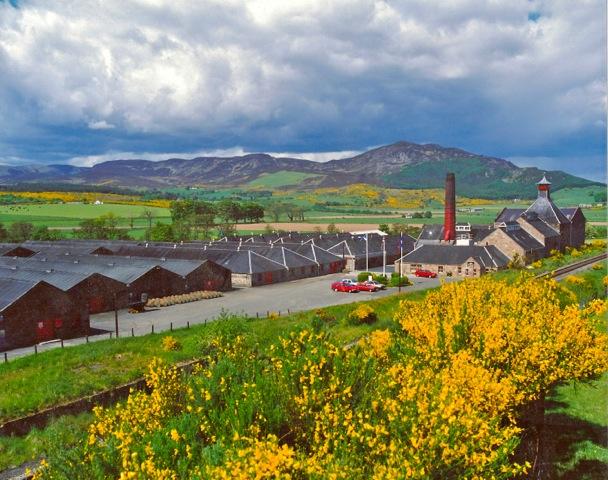 Balbair Distillery, Scotland