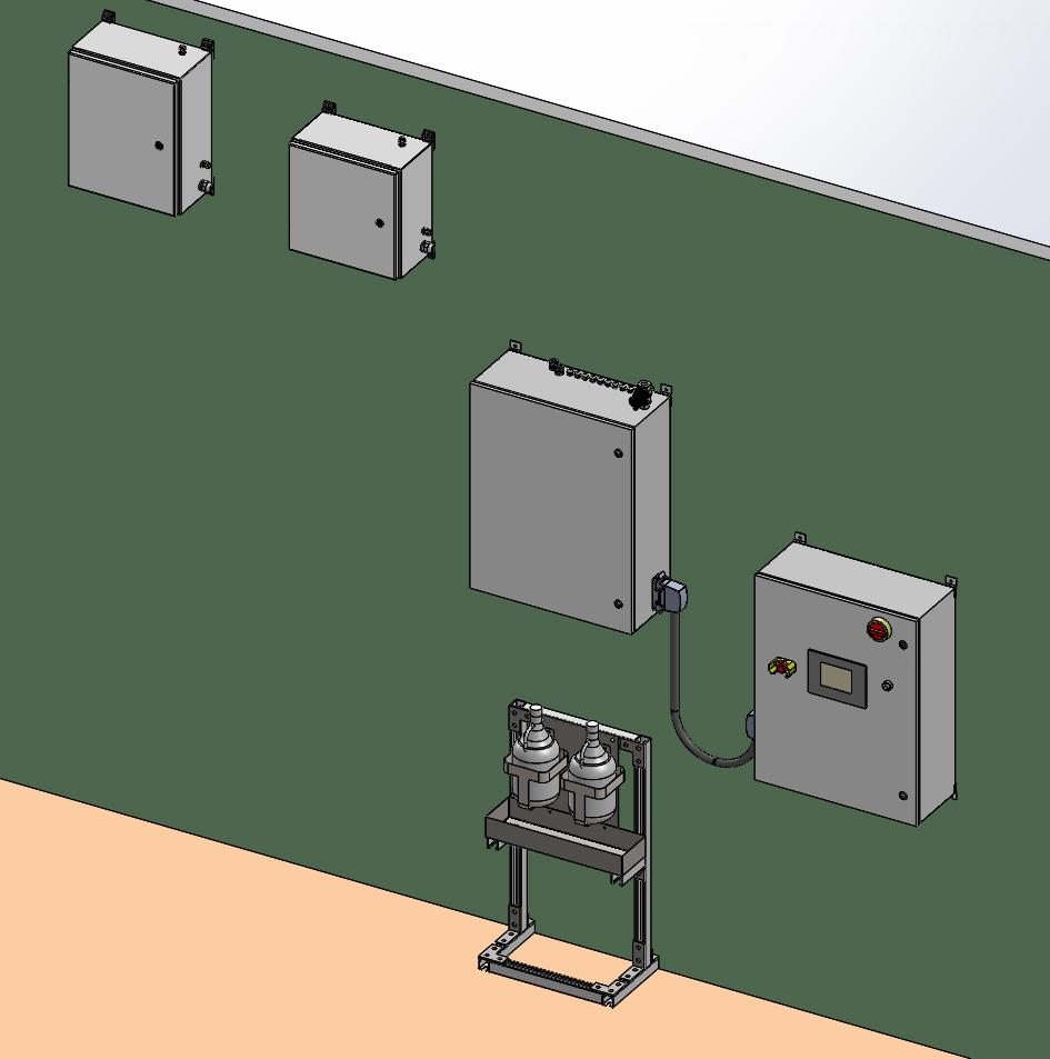 Multiroom Sterilizer System