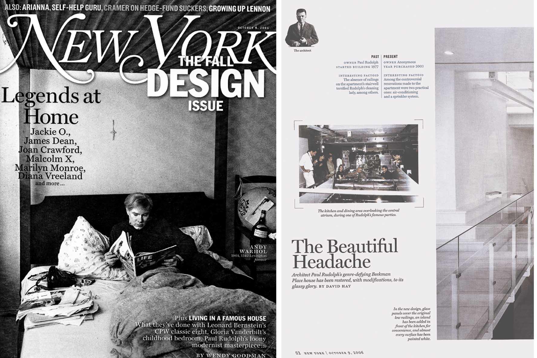 Hudson Yards, New York Interior Designer | Joe Ginsberg Design