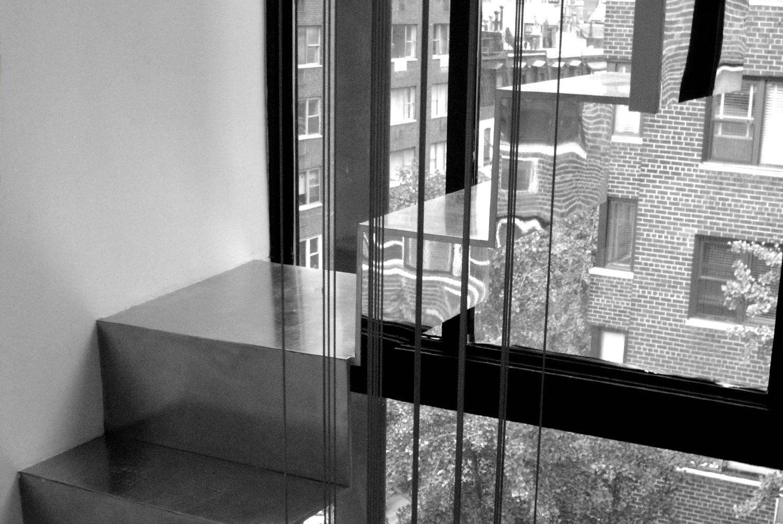 Building renovations by Joe Ginsberg
