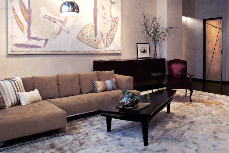 Acclaimed Interior Designers - Joe Ginsberg