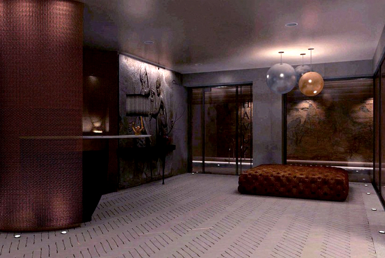 Best Spa interior Designers - Hospitality Design -Joe Ginsberg
