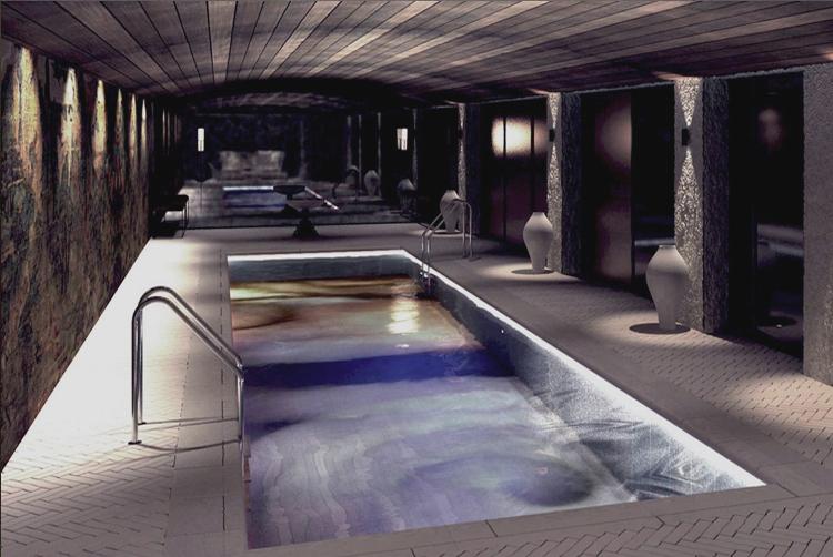 Hotel Spa Consultants - Spa Interior Design - Joe Ginsberg