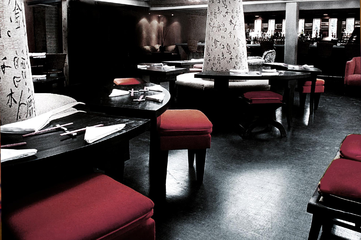 Restaurant Interior Designers - Joe Ginsberg