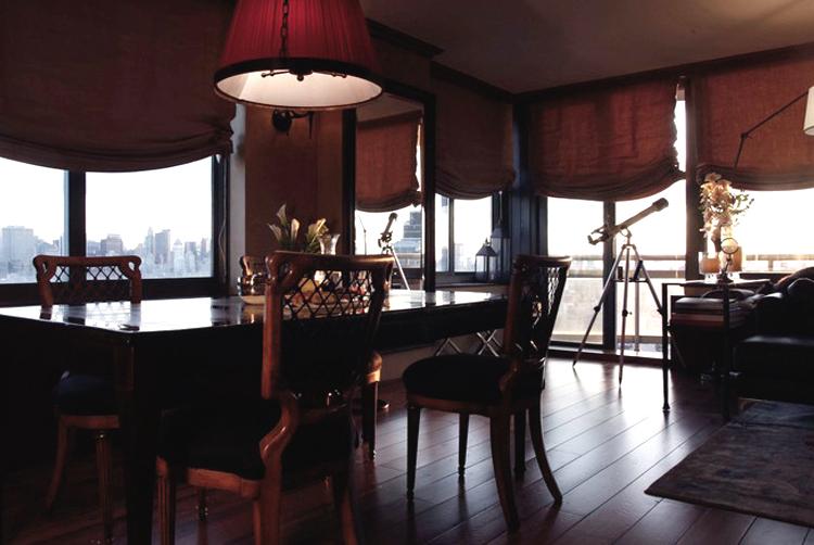 Renowned Interior Decor Tribecca, NYC, Soho, NYC| Joe Ginsberg Design