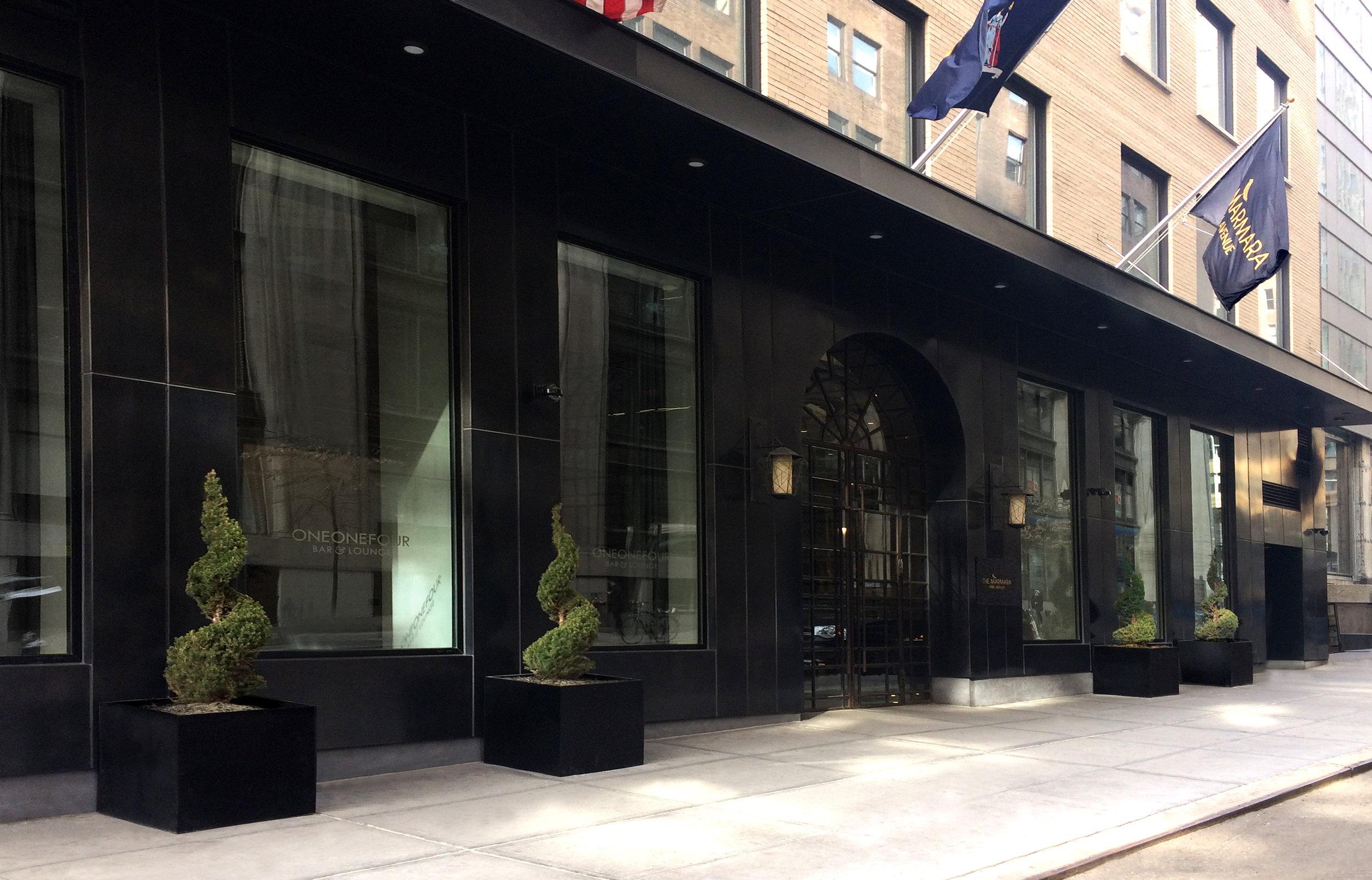 Hospitality Interior Design in New York, NY | Joe Ginsberg Design