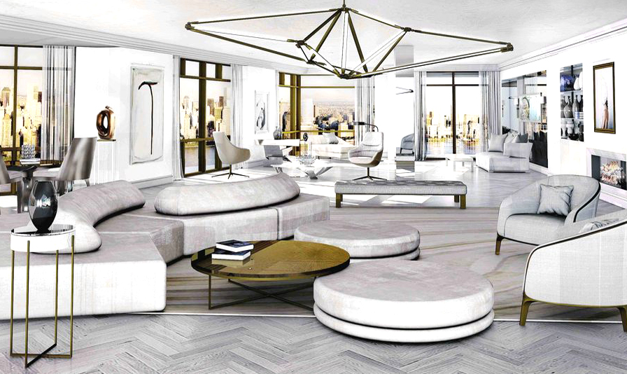 Hospitality Interior Design in New York, NY | Joe Ginsberg Design