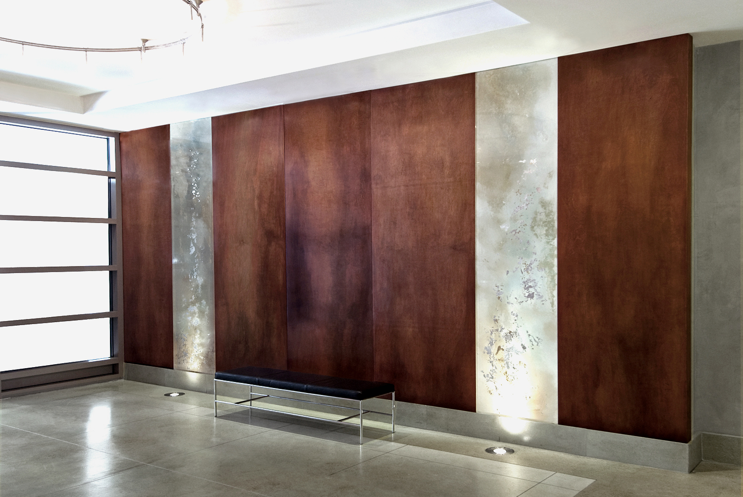 Lobby Designer in NY, NY | Joe Ginsberg Design