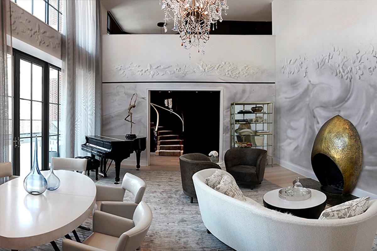 Interior Design Services in Tribeca, NY & Soho NY | Joe Ginsberg Design | Zipcode 10013 and 10014