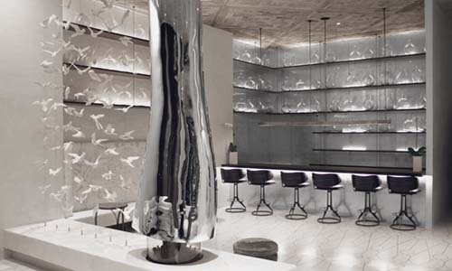 Commercial Interior Design firm in Manhattan, NY | Joe Ginsberg Design