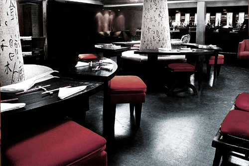 Asian Restaurant Design New York Metropolitan Area | Joe Ginsberg Design