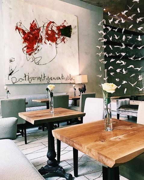 Restaurant Interior Designer NYC, NY | Joe Ginsberg Design