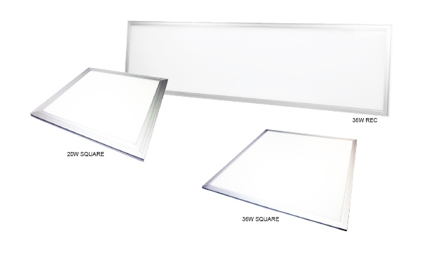 Paneles LED -