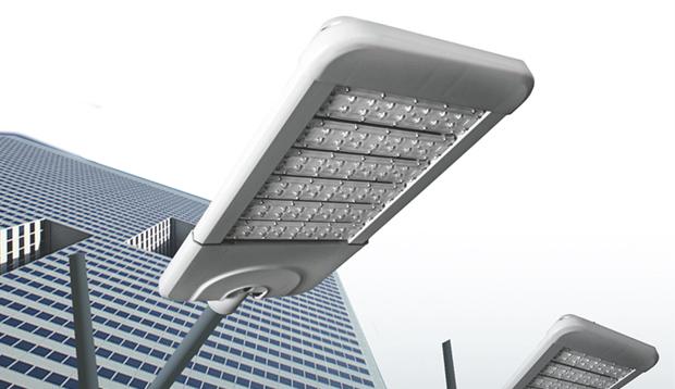 Luminarias de alumbrado público -