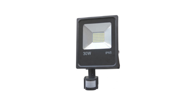 Proyector LED 30W con sensor de movimiento -