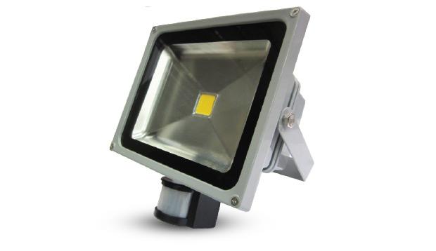 Proyector de Área con Sensor 30W - 50W -