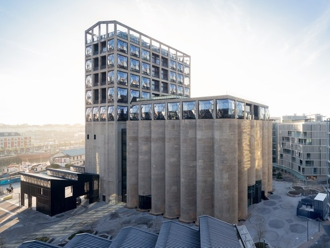 Thomas Heatherwick Gives AD a Tour of the Zeitz MOCAA, AD PRO
