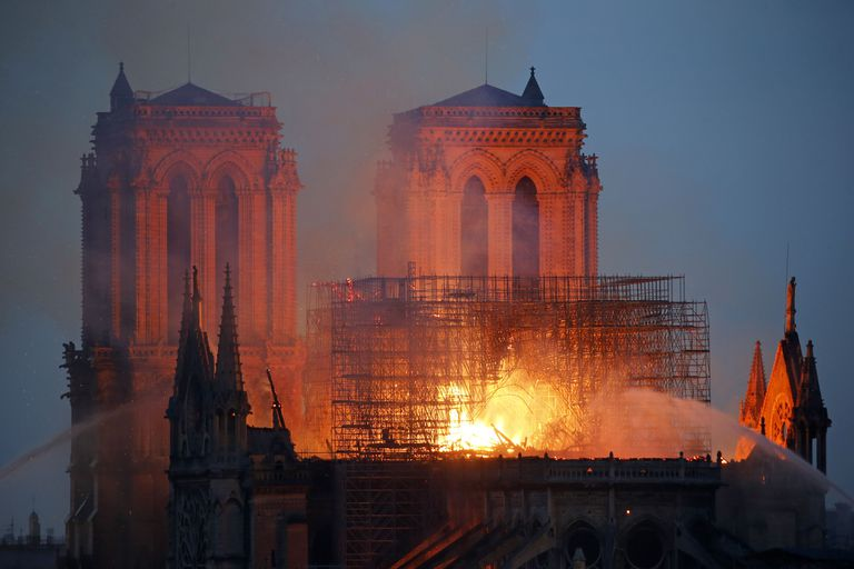 Notre Dame: An In-Depth Look at What Was Lost and What it Will Take to Rebuild, housebeautiful.com