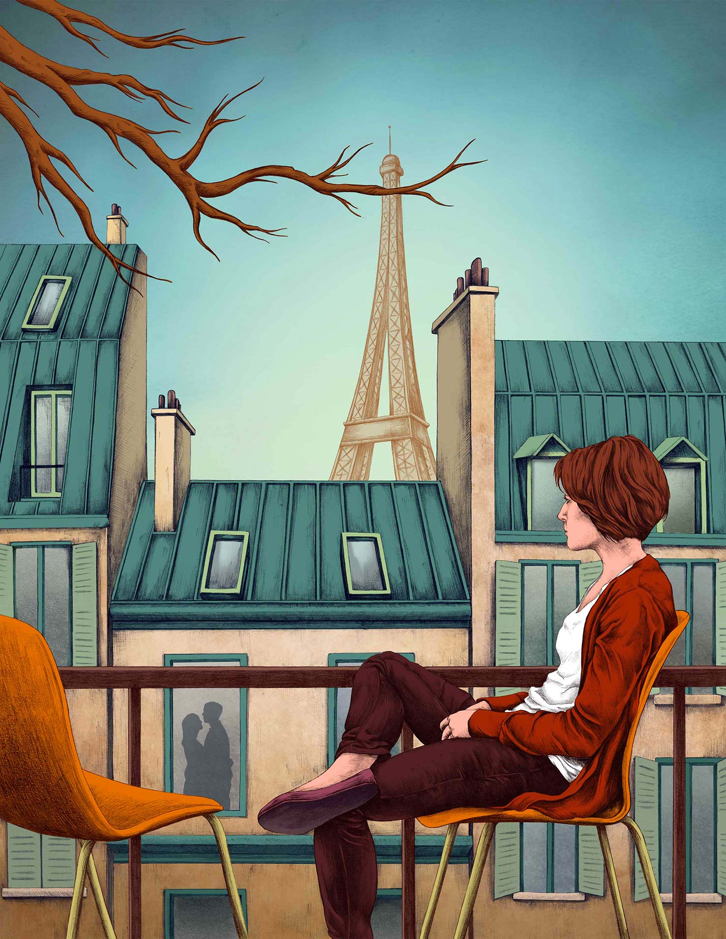 Paris, la ciudad anorgásmica