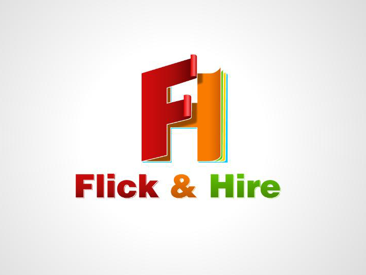 Logo Flick & Hire