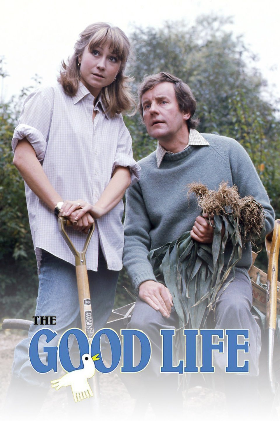 No macrame was produced in the process of writing this article. The Good Life comes from the cosy three channel English world in the 1970s. It does not exist anymore.