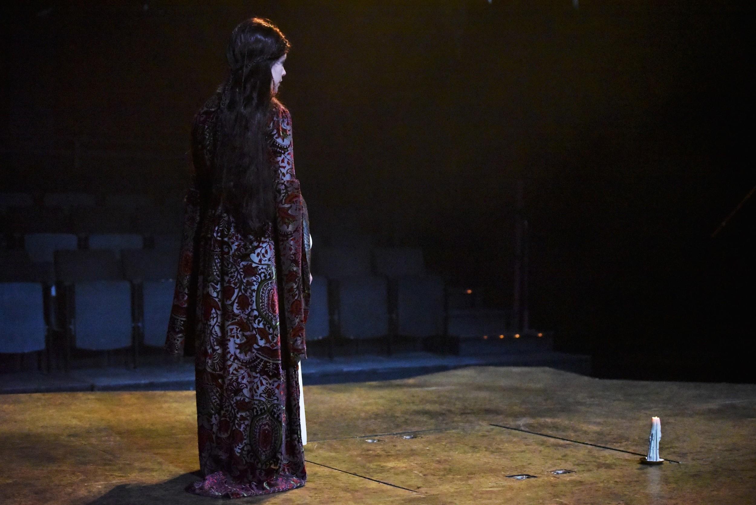Abby Lee  (Lady Macbeth) Photography by Courtney Foxworthy