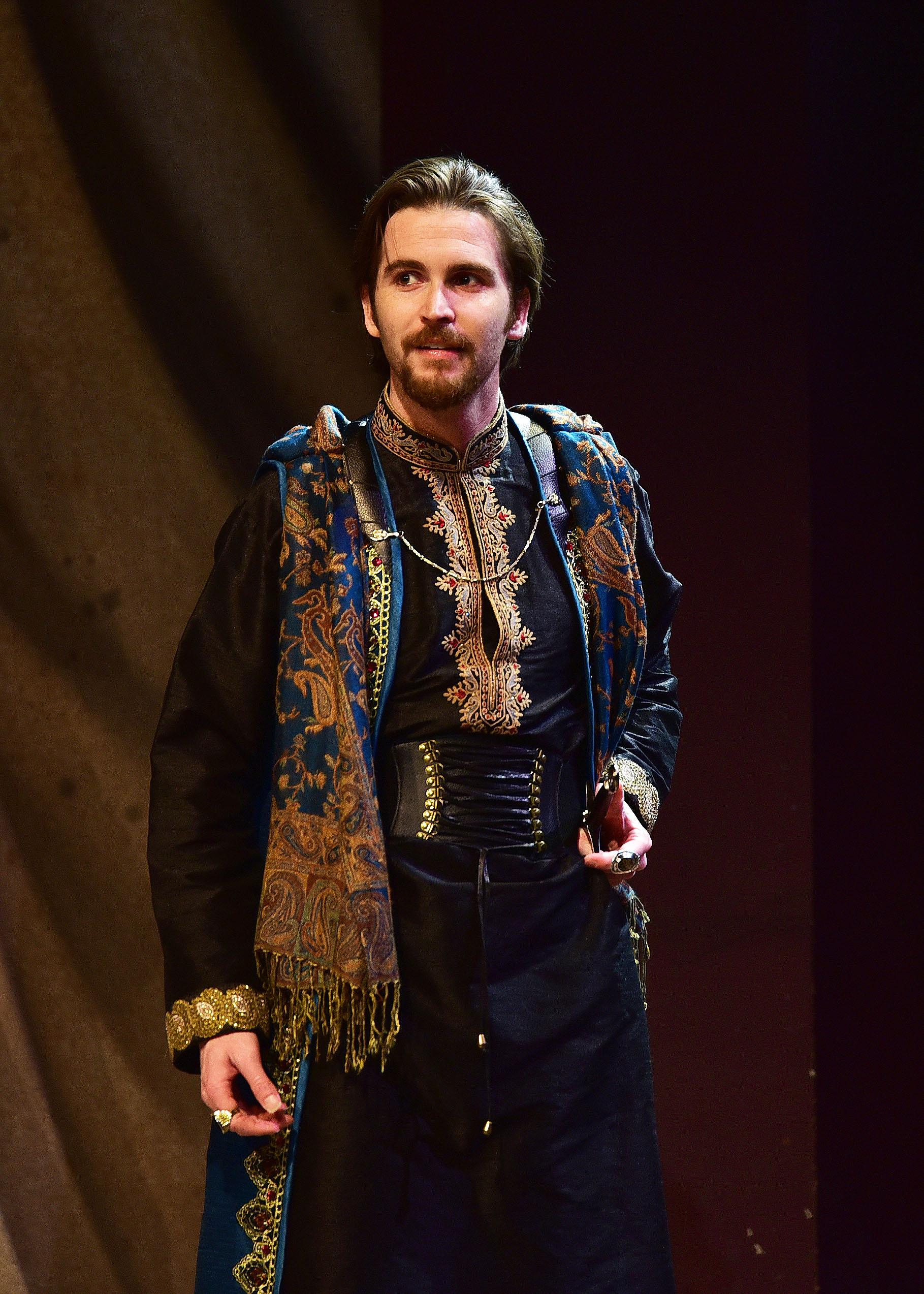 Antonio as Nicholas Jenkins. Photo By: Courtney Foxworthy