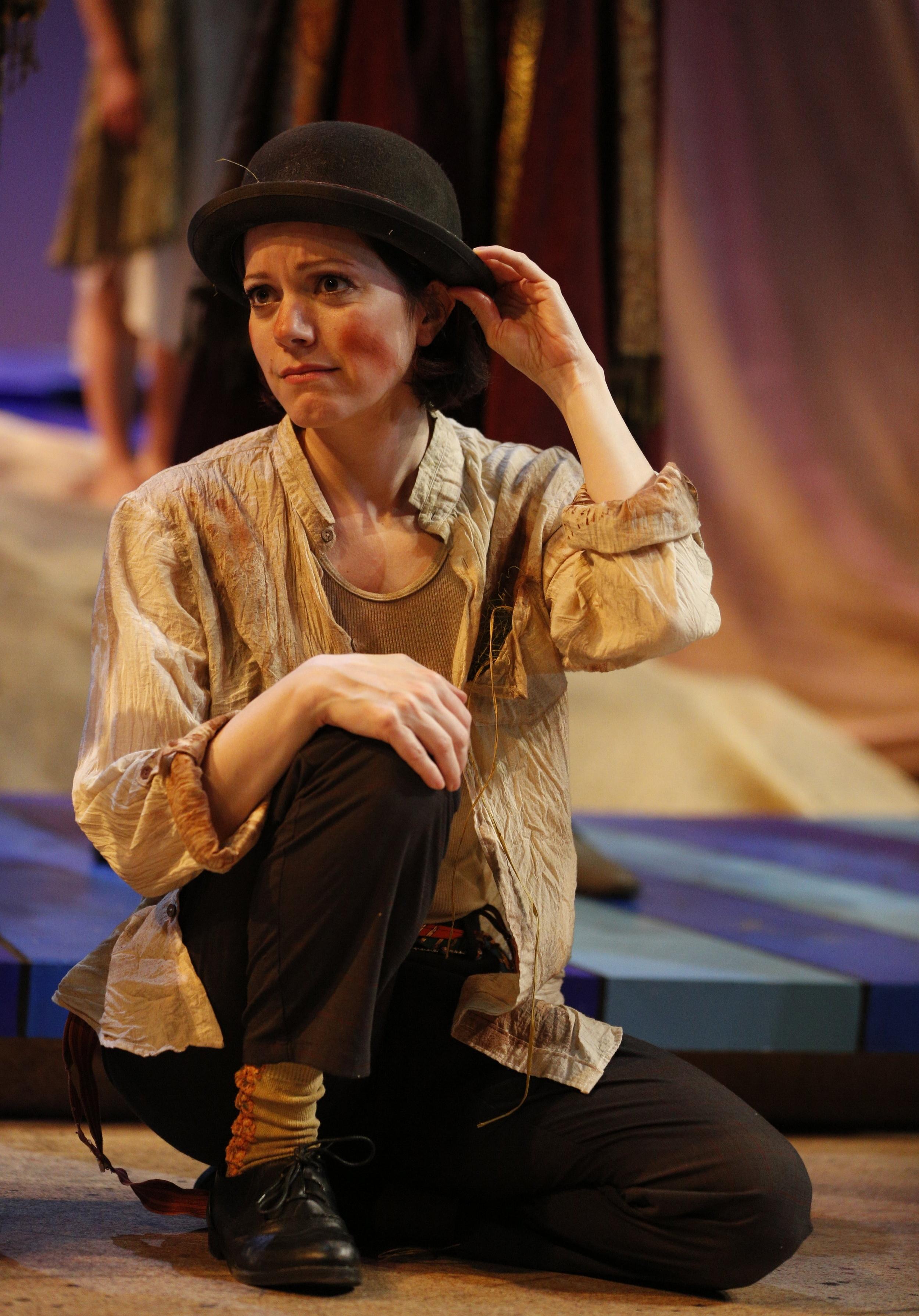 Abby Lee as Stephano. Photo by:Jeremy Hogan