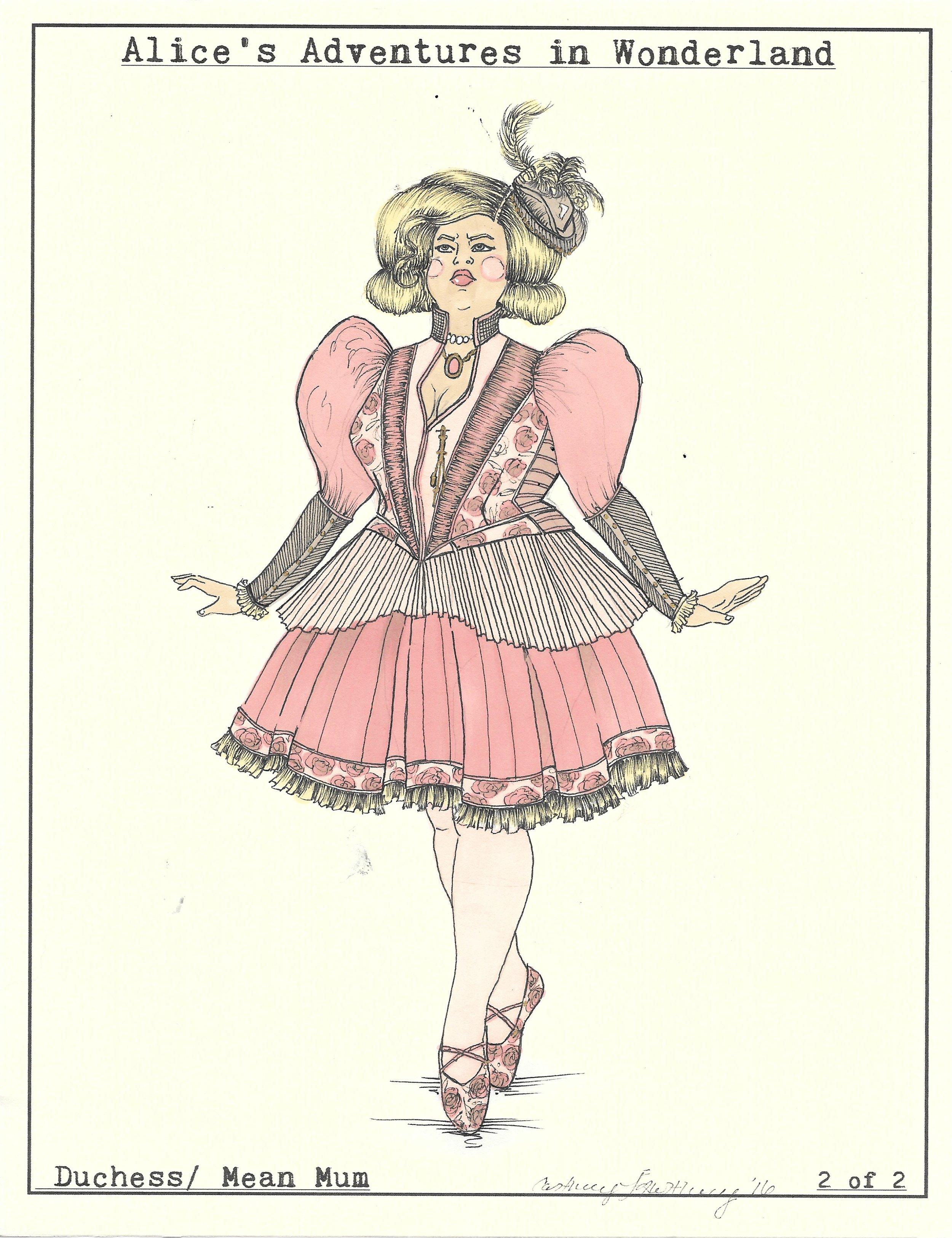 Duchess, Wonderland