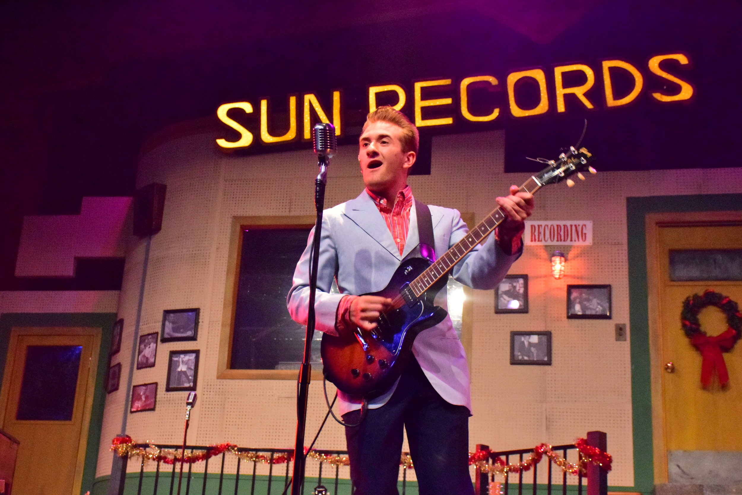 Tyson Gerhardt as Carl Perkins