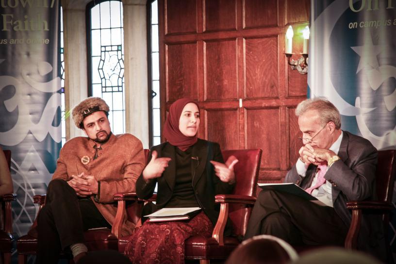 HADIA MUBARAK     Islamic Studies Doctoral Student & Georgetown University Activist