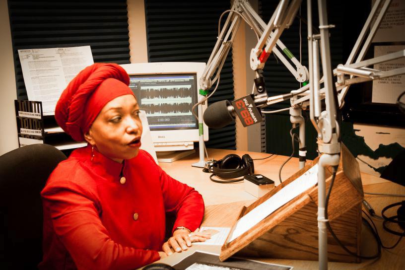ZARINAH SHAKIR    Media/Marketing Consultant, Producer/Host of Radio and Television, Educator, Community Activist, Musician & Mother