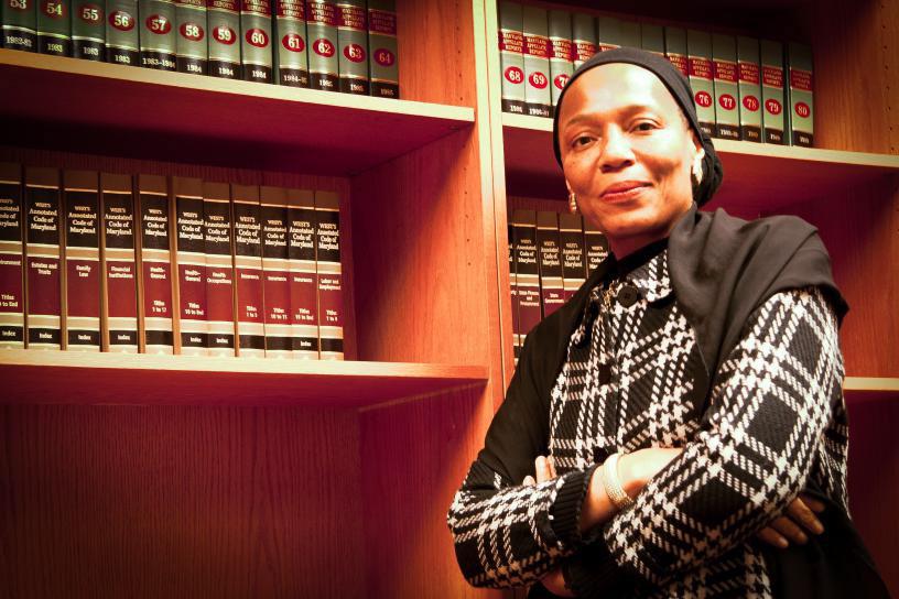 MASTER ZAKIA MAHASA     Master in Chancery & Community Advocate