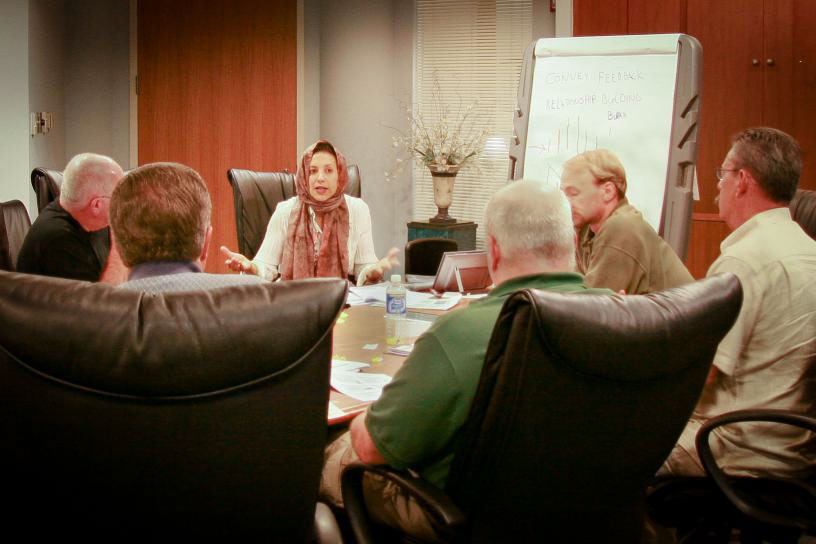 LOBNA ISMAIL    Interculturalist, Interfaith Dialogue Speaker & Mother