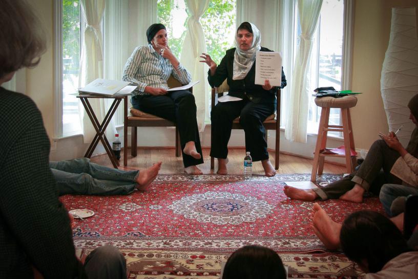 DR. MOHJA KAHF     Poet, Academic, Professor, Artiste & Mother