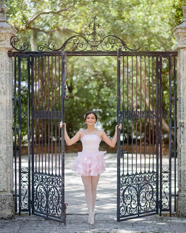 As people, we are more than what meets the eye. Loved to be able to capture the different layers of this beautiful person #quinceanera #fineartphotography #portraitphotography #historic #miamiquinces #85mm #canon #ballerina #justgo #justgoshoot #liveauthentic #kinfolk #prettyinpink